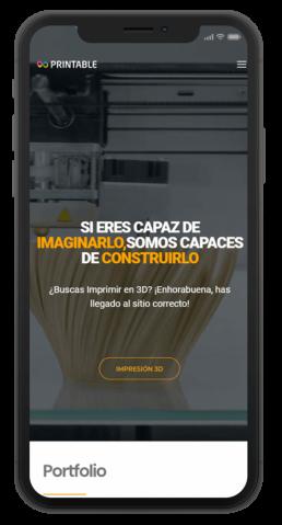 diseño mobile